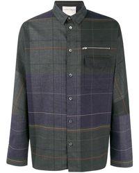 Stephan Schneider Kimono-sleeves Shirt - Blue
