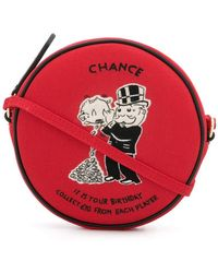 Olympia Le-Tan - Monopoly Chance Crossbody Bag - Lyst