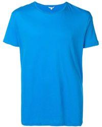 Orlebar Brown - Camiseta con cuello redondo - Lyst