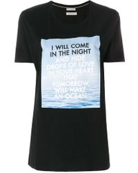 Each x Other - I Will Come In The Night T-shirt - Lyst