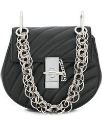 Chloé | Drew Bijou Mini Shoulder Bag | Lyst