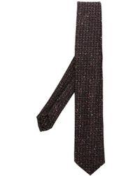 Dell'Oglio - Shimmery Tie - Lyst