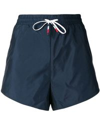 Tommy Hilfiger - Drawstring Fitted Shorts - Lyst