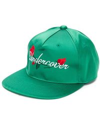 Undercover - Embroidered Logo Baseball Cap - Lyst