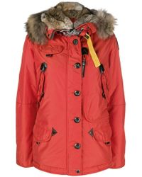 Parajumpers - Zipped Padded Jacket - Lyst