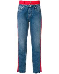Tommy Hilfiger - Colourblocked Jeans - Lyst