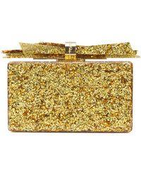 Edie Parker   Embellished Clutch Bag   Lyst