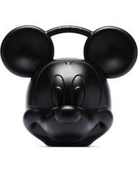 Gucci Mickey Mouse Tas Met Handgreep - Zwart