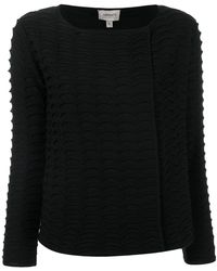 Armani - Classic Knitted Sweater - Lyst
