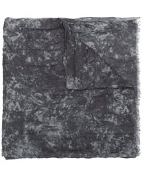 John Varvatos - Abstract Pattern Scarf - Lyst