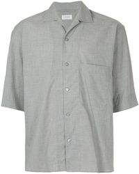 Lemaire - Short Sleeve Shirt - Lyst