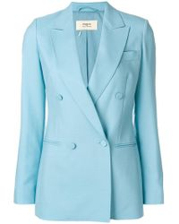 Ports 1961 - Double Breasted Blazer - Lyst