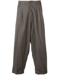 YMC - Loose Fit Trousers - Lyst