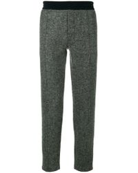 Falke - Fitted Track Pants - Lyst