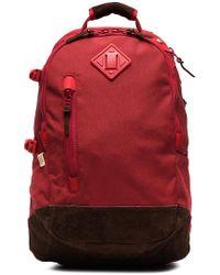 Visvim - Red Cordura 20l Backpack - Lyst