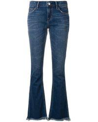 Current/Elliott - Jeans svasati - Lyst