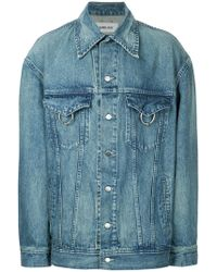 Ambush - Oversized Denim Jacket - Lyst