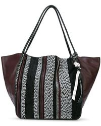 Proenza Schouler - Woven Extra Large Tote - Lyst