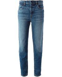 Alexander Wang - Straight Leg Jeans - Lyst