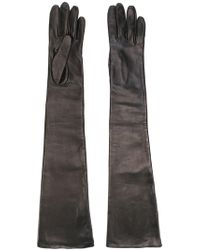 Manokhi - Long Gloves - Lyst