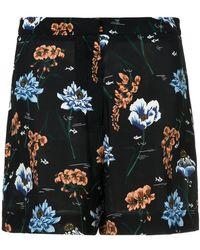 Markus Lupfer - Floral Shorts - Lyst