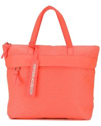 House of Holland - Embroidered Logo Tote - Lyst