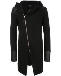 Unconditional - Long Biker Coat - Lyst
