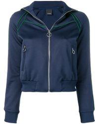 Pinko - Zipped Sweatshirt - Lyst