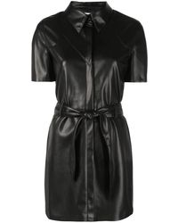 Nanushka - Roberta Vegan Leather Dress - Lyst