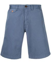 Barbour - Classic Chino Shorts - Lyst