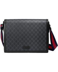 d6f4fdef463 Lyst - Men s Gucci Messenger Online Sale