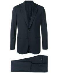 Giorgio Armani - Slim-fit Two-piece Suit - Lyst
