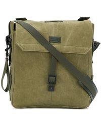 Moschino - Cotton Miltary Backpack - Lyst