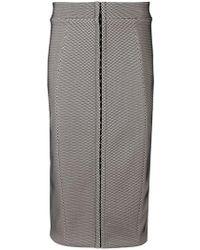 Murmur - Overlay Skirt - Lyst