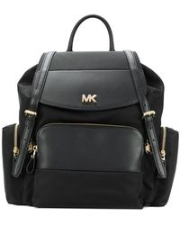 MICHAEL Michael Kors - Contrast Panel Backpack - Lyst