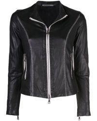 Transit Zipped Jacket