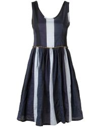 Amir Slama - Panelled Dress - Lyst