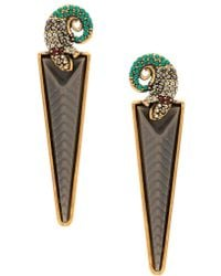 Camila Klein - Camaleão Earrings - Lyst