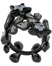 DSquared² - Crystal-embellished Wrap Ring - Lyst