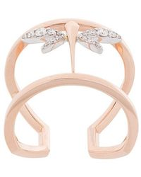 Anapsara - Mini Dragonfly Ring - Lyst