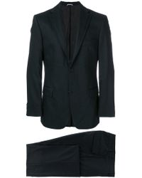 Karl Lagerfeld - Straight-fit Formal Suit - Lyst
