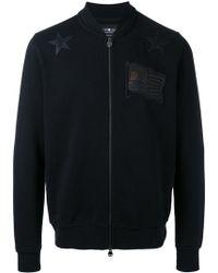 Hydrogen - Long Sleeve Jacket - Lyst