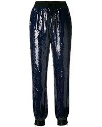 Tommy Hilfiger Sequin Embellished Track Trousers