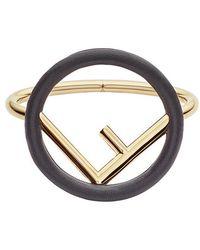 Fendi - F Is Bracelet - Lyst