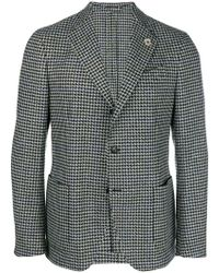 Lardini - Perfectly Fitted Jacket - Lyst