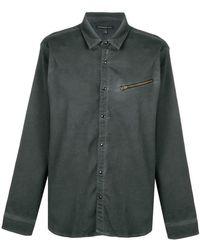 John Varvatos - Button-up Shirt - Lyst