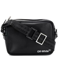 Off-White c/o Virgil Abloh - Logo Crossbody Bag - Lyst
