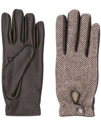 Lardini - Gefütterte Handschuhe - Lyst