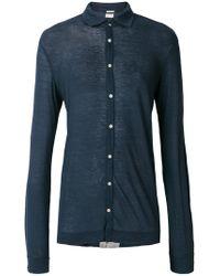 Massimo Alba - Interlock Shirt - Lyst