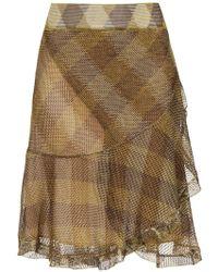 Cecilia Prado   Marieta Knit Skirt   Lyst